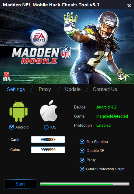Madden Mobile Hack Tool - Cheats for CASH & …
