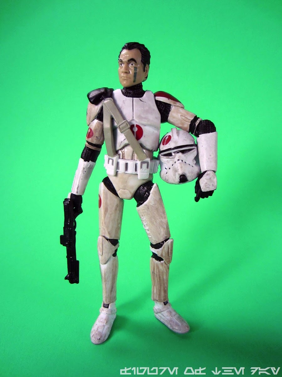 Clone Commander Neyo (Black Series 2013)
