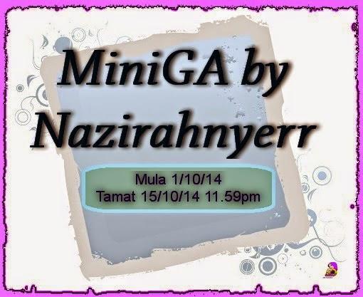 MiniGA by Nazirahyerr
