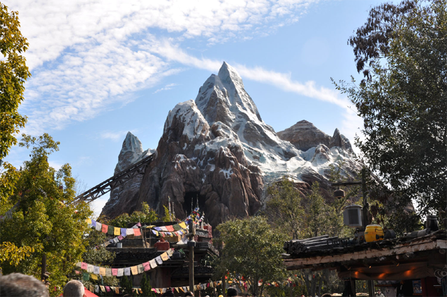 Expedition Everest en Disney