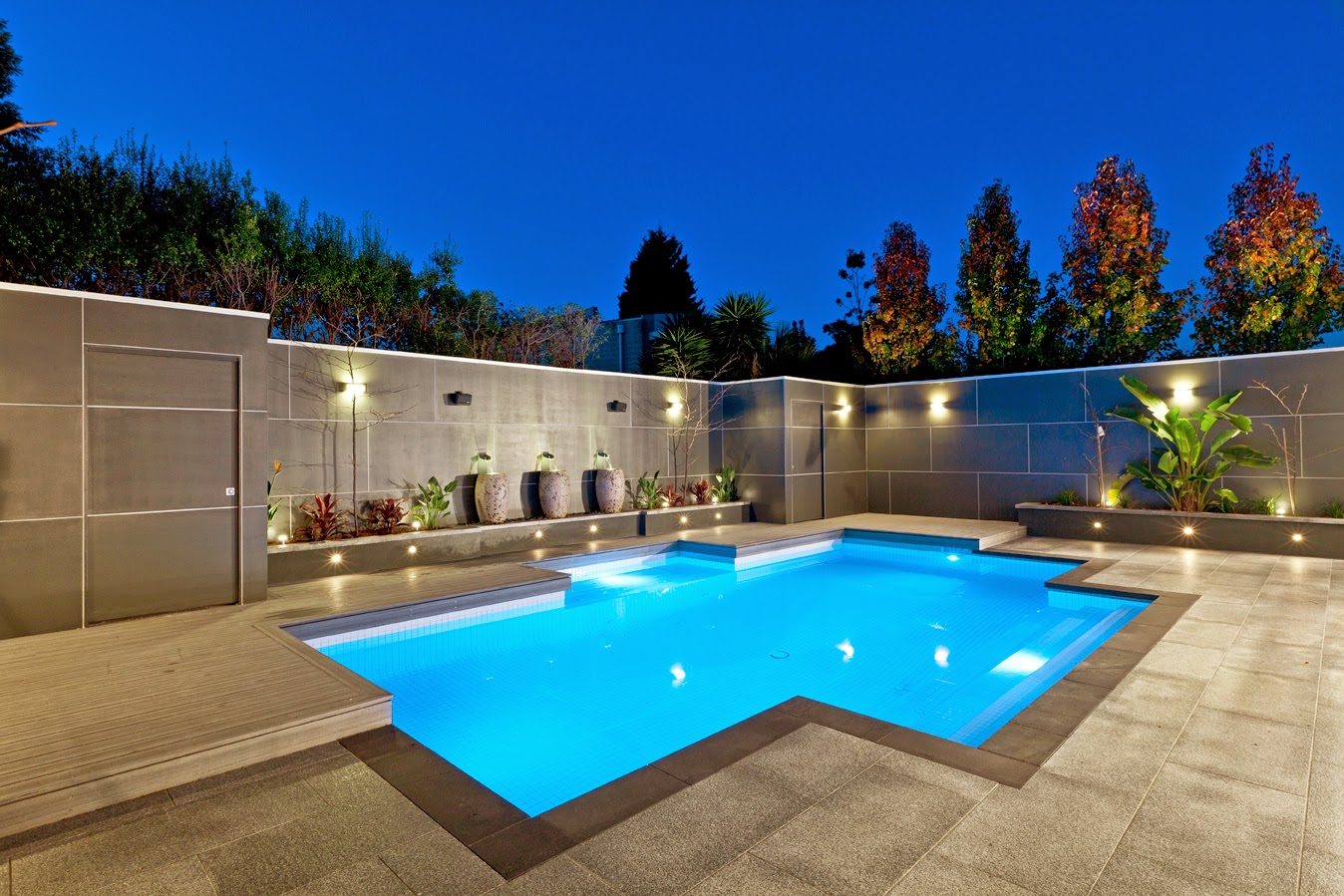 Most Awesome Backyard Pools Various Design
