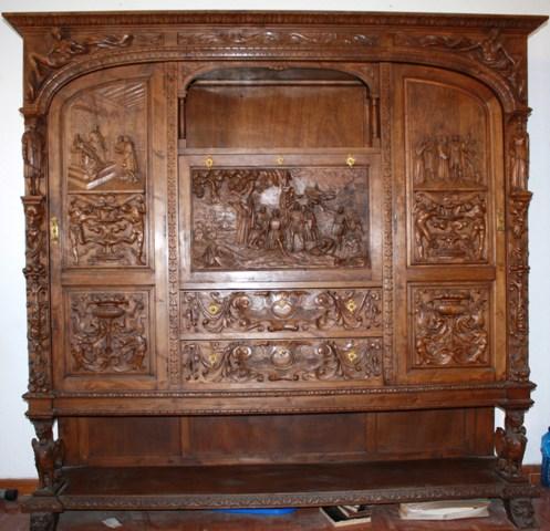 Compra Venta De Muebles Antiguos Restaurados Y Para Restaurar  Share The Kno...
