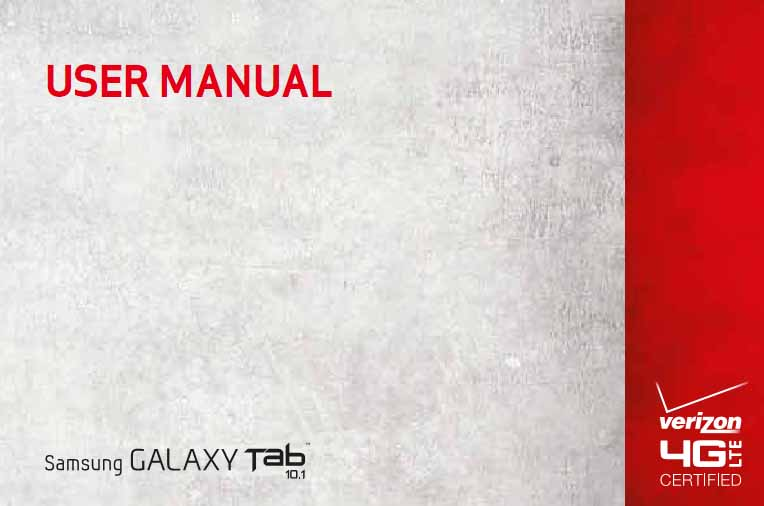 Samsung Galaxy Tab 10.1 Мануал