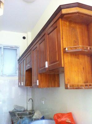 bán nhà bằng a bằng liệt hoàng mai - phòng bếp