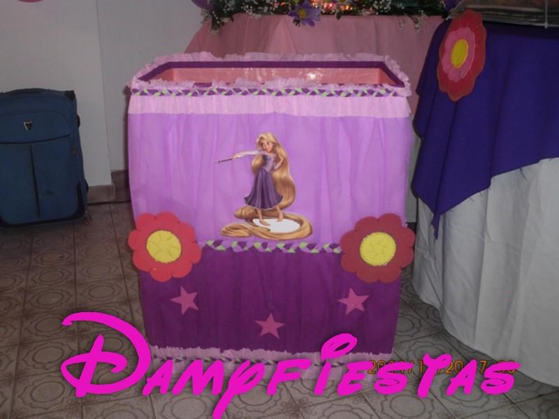 Decoracion De Rapunzel Para Fiestas Infantiles ~ para sus fiestas Infantiles Fiesta de Rapunzel de Enredados el 20 de