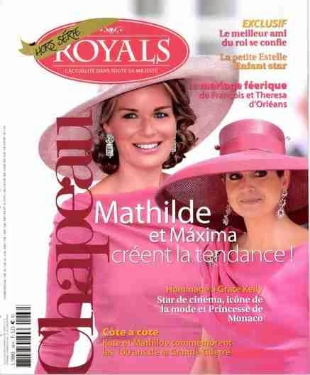 mathilde Maxima Royals