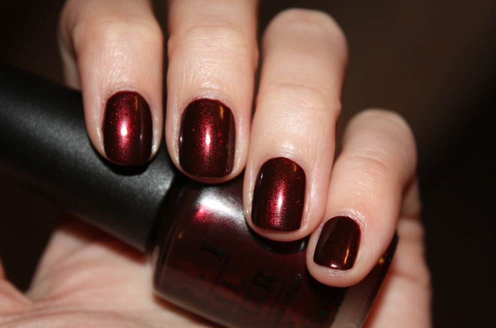 Nail Color of the Month ~ November - Penny Pincher Fashion