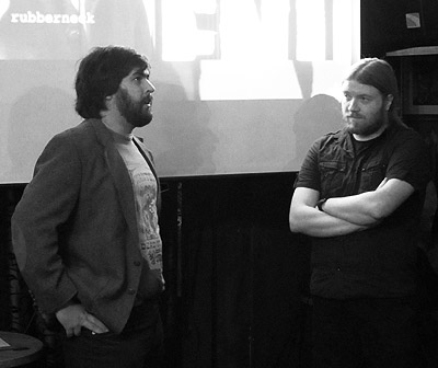 Dominic Pillai joined Moviebar to discuss Rubberneck
