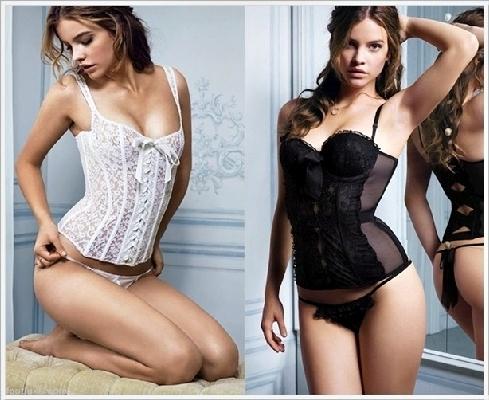 Victoria Secret 2012 İlkbahar Yaz çok özel iç çamaşırları