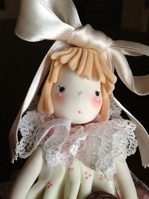 romantiche bambole di mais