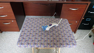Tray table ironing board