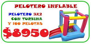 PELOTERO 3X2