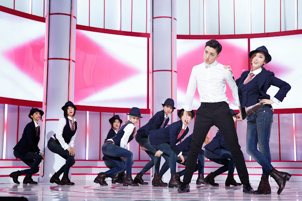 SNSD Jessica Mr Mr Live M! Countdown 140306