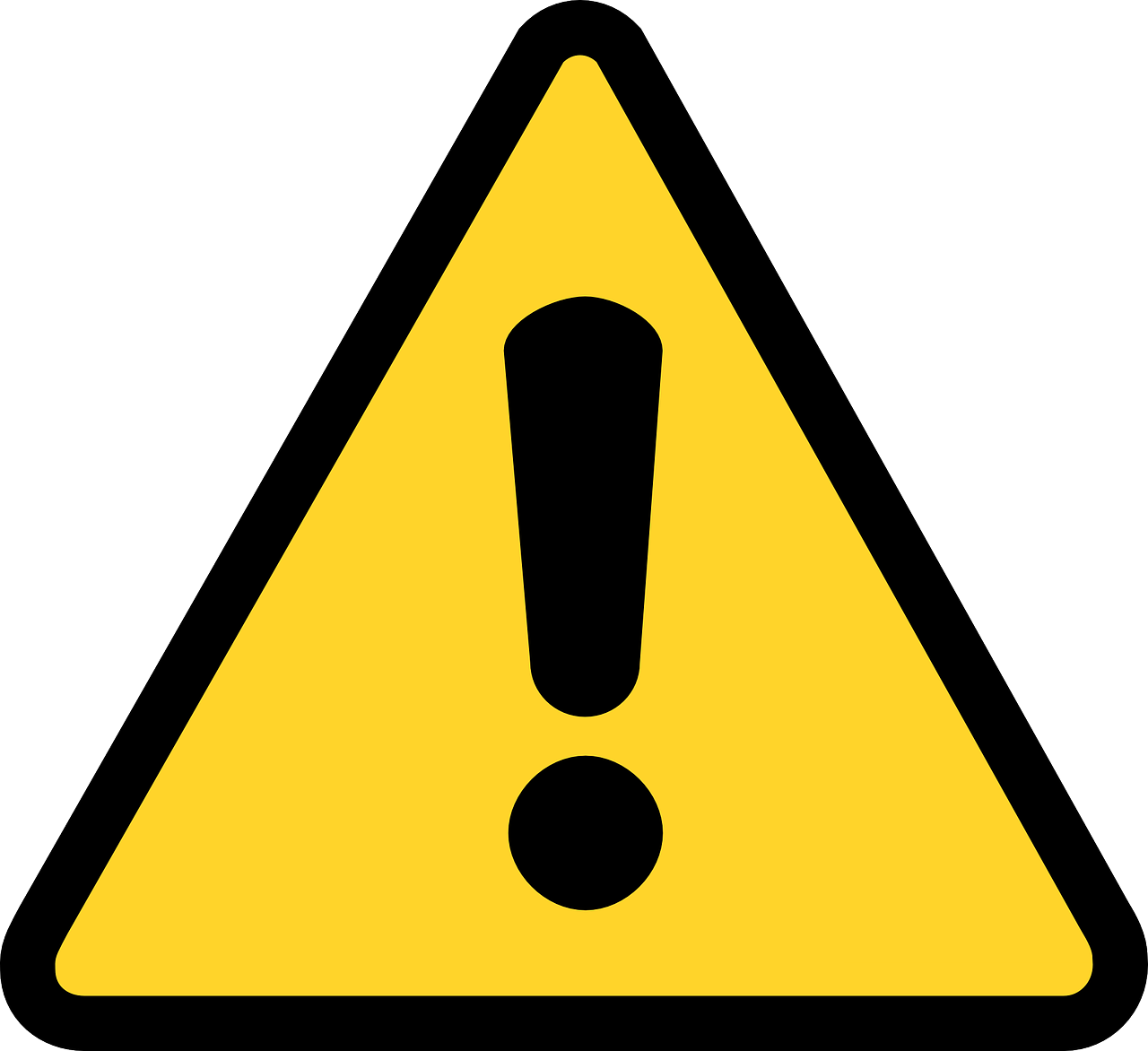 Resultado de imagen para advertencia