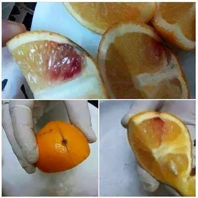 Naranjas SIDA