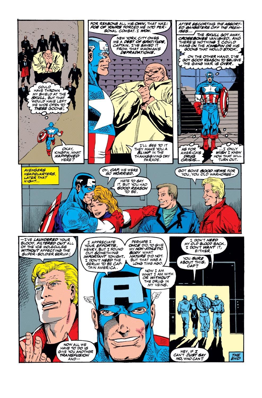 Captain America (1968) Issue #378 #311 - English 17