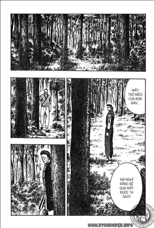 Hoàng Phi Hồng Phần 4 chap 54 Trang 13