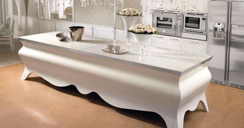 Tradici n artesana con innovaci n tecnol gica cocinas for Cocinas blancas clasicas