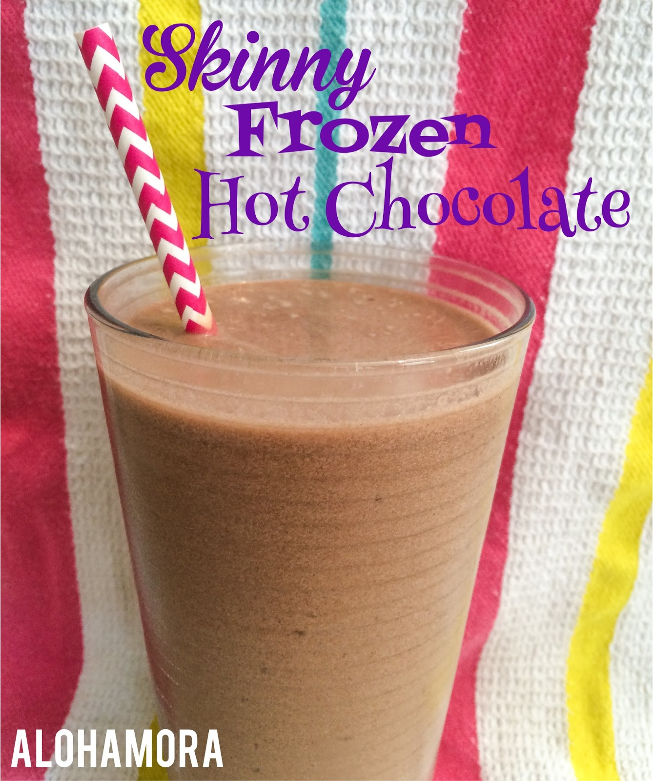 Knight's Bus Skinny Frozen Hot Chocolate is a lite treat that is diet friendly, gluten free, easily dairy free and oh so delicious treat even the healthy conscience Harry Potter would love on a hot summer day. Alohamora Open a Book http://alohamoraopenabook.blogspot.com/