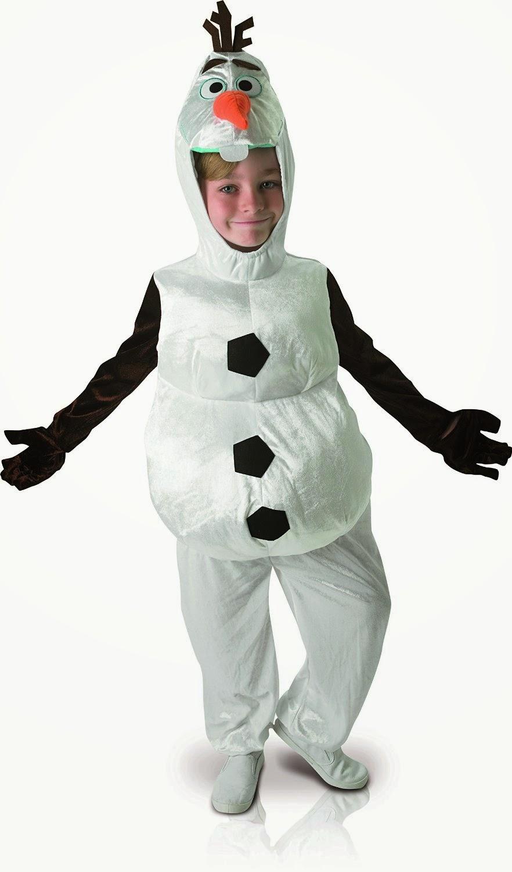 DISFRACES - DISNEY Frozen - Olaf | Muñeco de nieve  Disfraz | Infantil | Niño | Rubie's