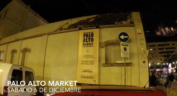 Barcelona palo alto market