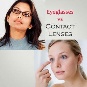 Kacamata VS Softlens