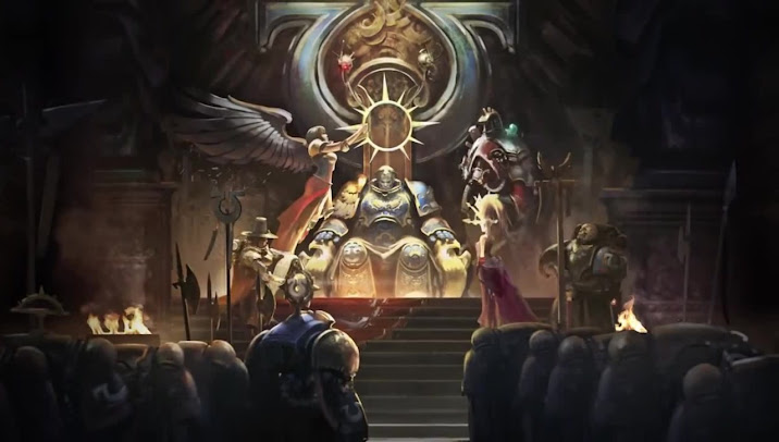 Primarch of The Ultramarines