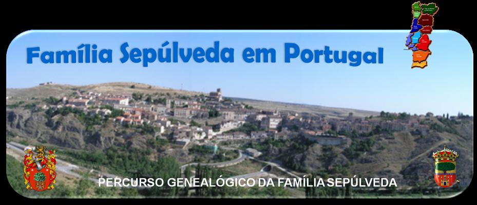 Família Sepúlveda em Portugal