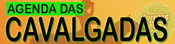 AGENDA DAS CAVALGADAS 2018