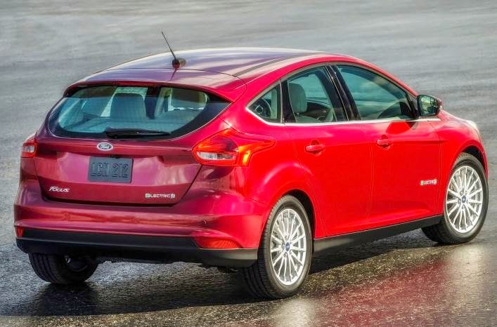 2015 Ford Focus Electric Exterior