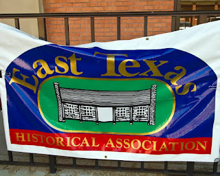 East Texas Historical Society fall meeting 2012