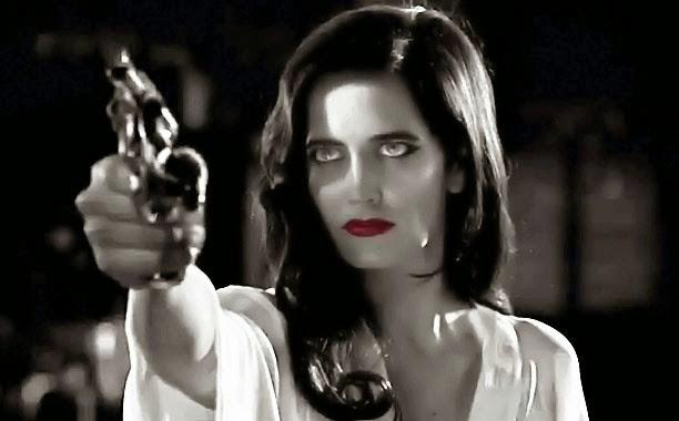 Sin City: Ženská, pro kterou bych vraždil (režie Robert Rodriguez, Frank Miller)
