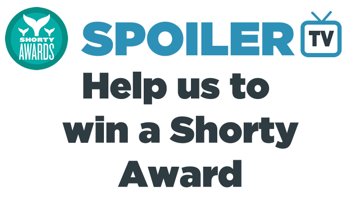 Shorty Awards - Help SpoilerTV to win an Award