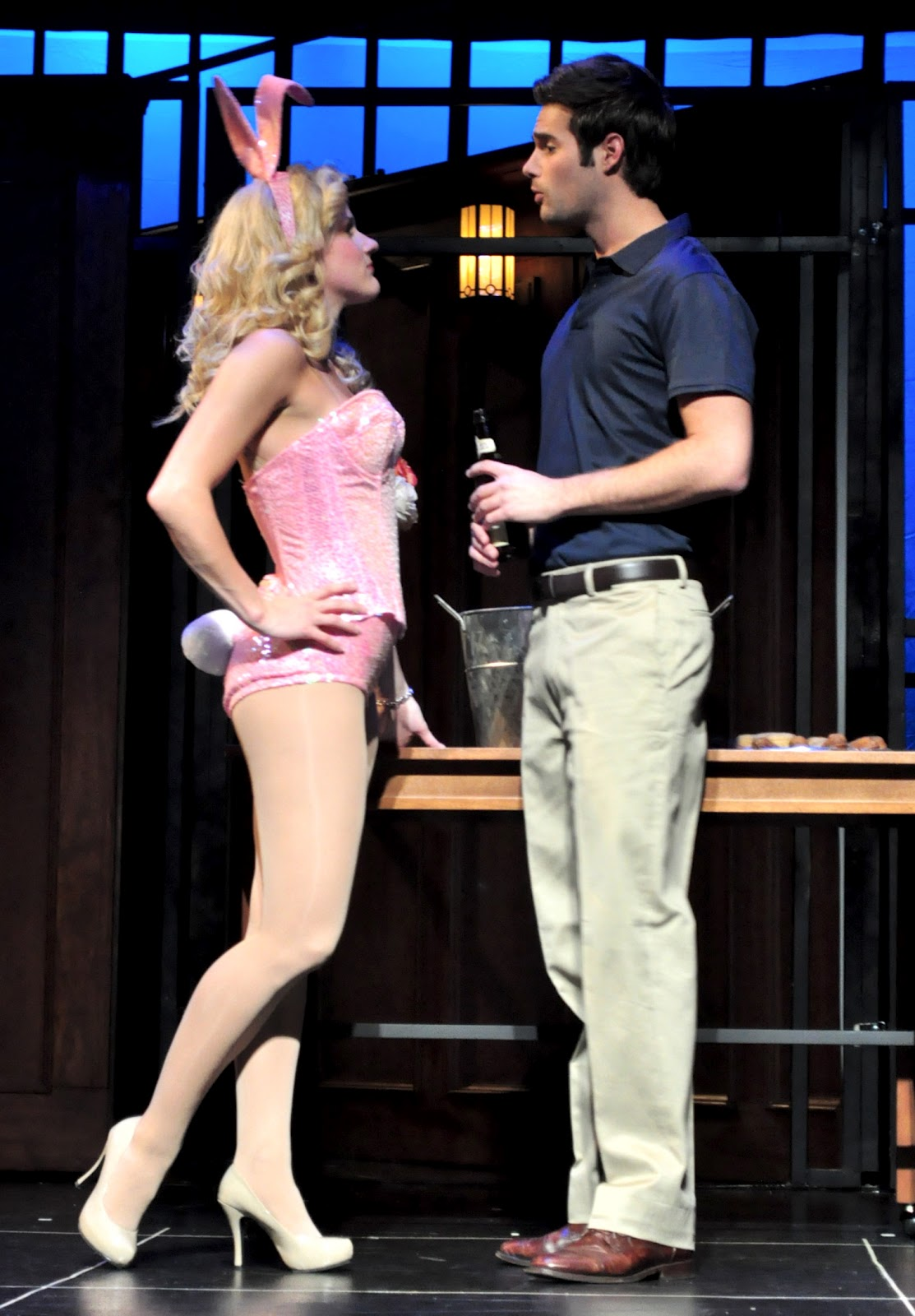 a critique of legally blonde a musical of laurence okeefe and nell benjamin Windy city times news archive - theater review legally blonde: the musical playwrights: heather hach, laurence o'keefe and nell benjamin at: ford center/oriental theatre, 24 w randolph.
