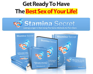 Stamina Secret, Men's Guide For Lasting Longer (Recommended)