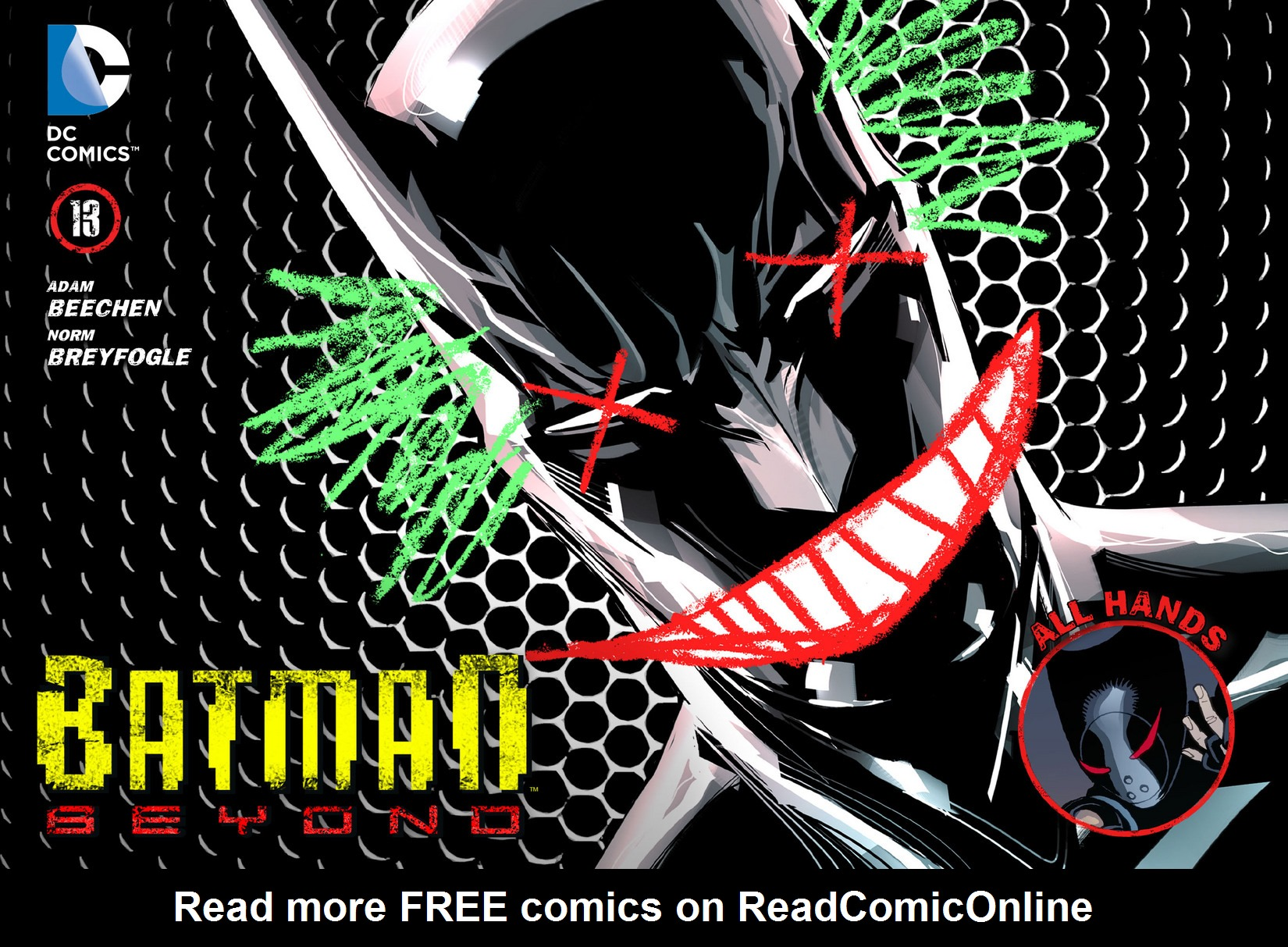 Batman Beyond (2012) Issue #13 #13 - English 1