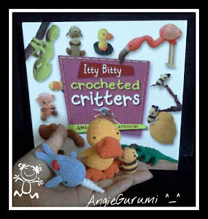 Tiny Yarn Animals Amigurumi Friends to Make and Enjoy