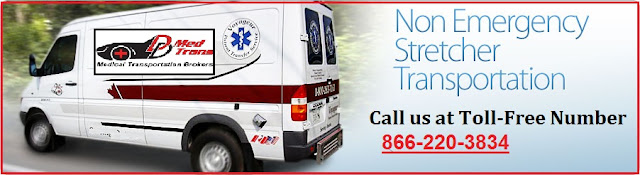 Ambulance Transport Services in Arizona