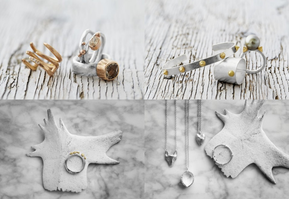 stine Bülow jewellery Luxembourg goldsmith