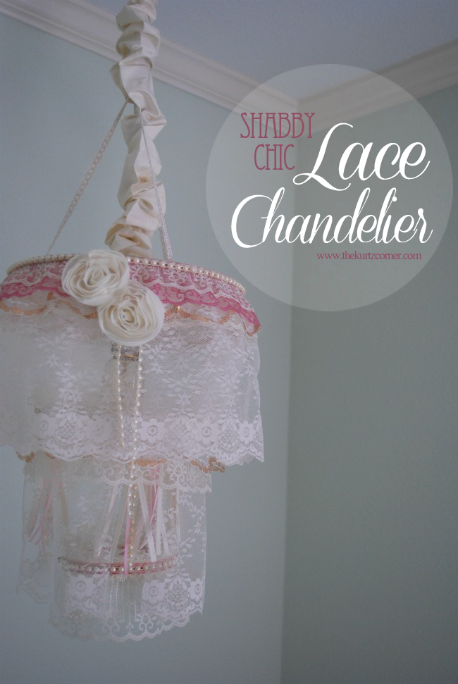 the kurtz corner shabby chic nursery chandelier. Black Bedroom Furniture Sets. Home Design Ideas