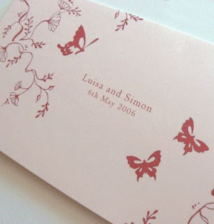 Oriental Cards and Wedding Invitations
