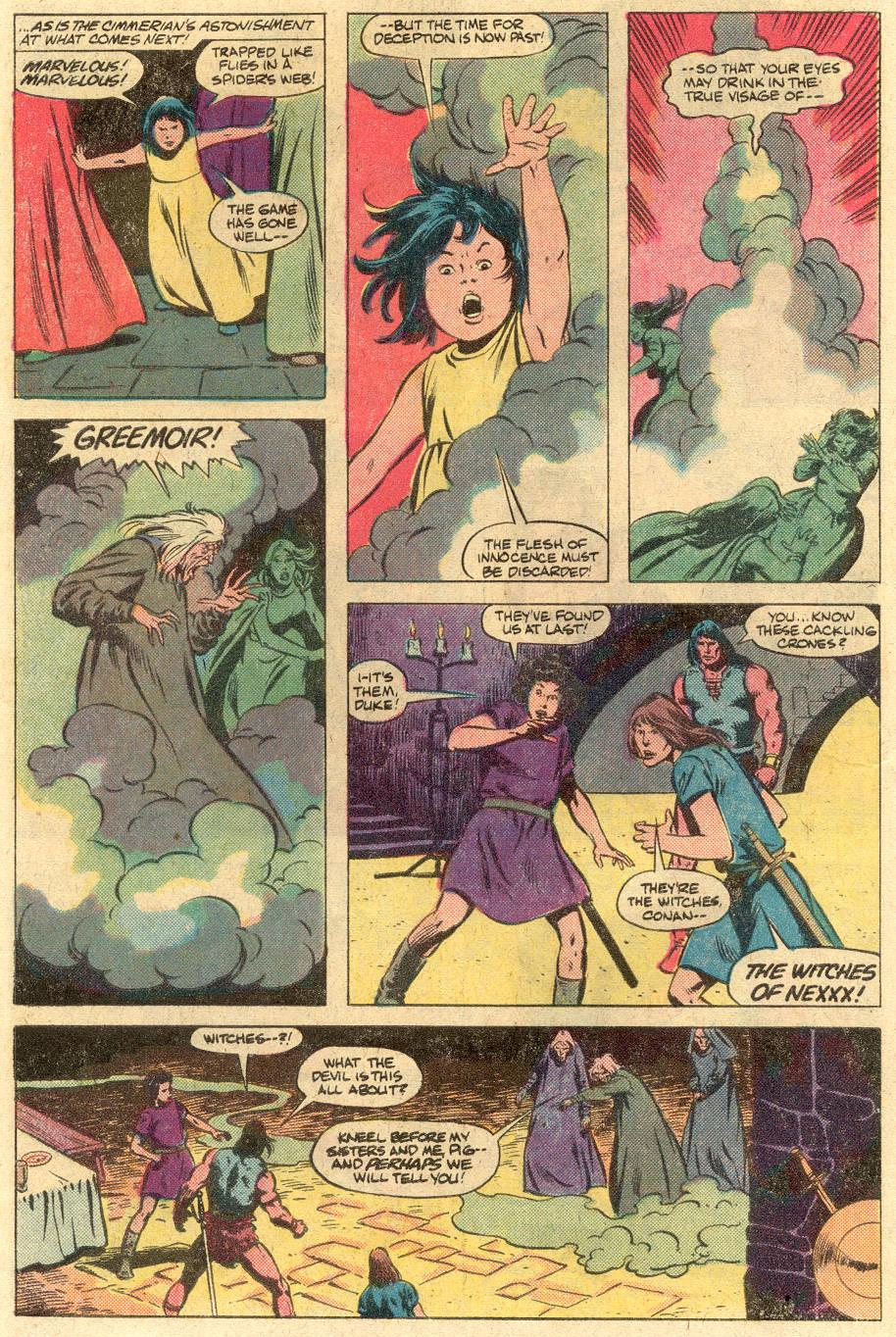 Conan the Barbarian (1970) Issue #125 #137 - English 8