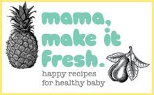My Baby Food Blog