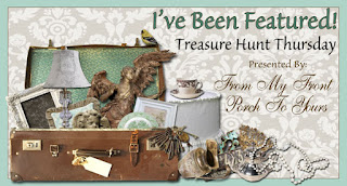 Weekly Blog Link Up Party-Treasure Hunt Thursday-From My Front Porch To Yours