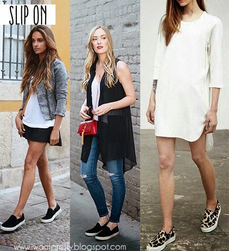 I want pretty LOOK-Outfits con tenis para Primavera-Verano!