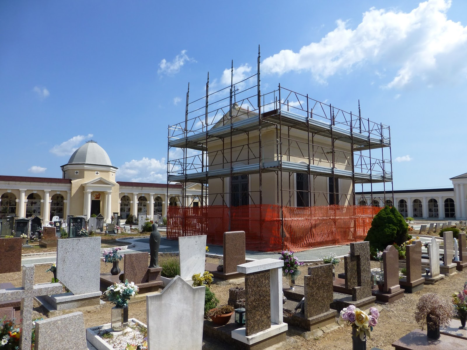 ArcoleArcole Dei Di Racconta Nel Cappella Cimitero Sacerdoti htrCsQd
