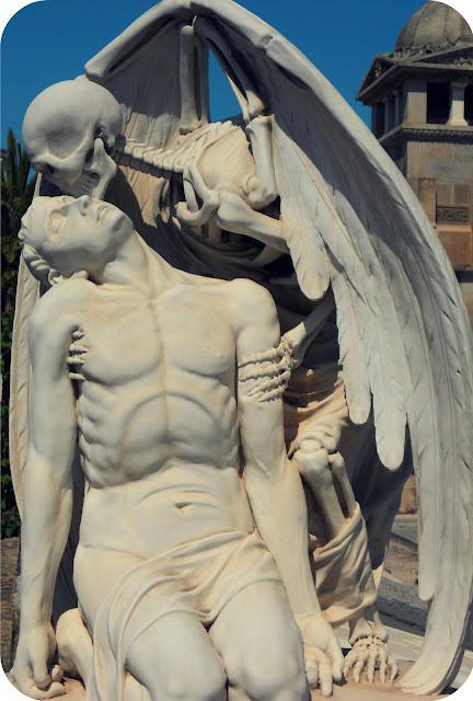 Barcelona Poble Nou Cemetery