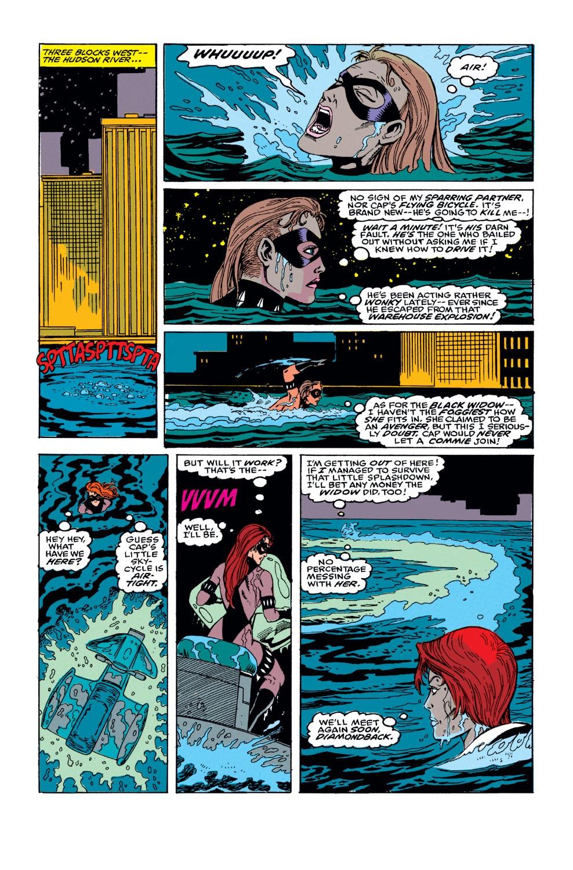 Captain America (1968) Issue #374 #307 - English 5