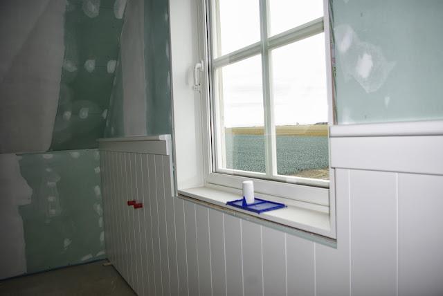 Norwegian dreamhome wandverkleidung im badezimmer - Badezimmer wandverkleidung ...