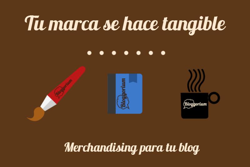 Crea y diseña merchandising para tu blog